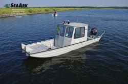 2017 - Seaark Boats - 2472 Workhorse
