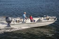 2017 - Seaark Boats - 2072 FXT