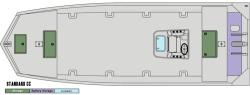 2017 - Seaark Boats - 2472 FXT