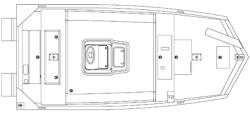 2017 - Seaark Boats - RiverCat 180