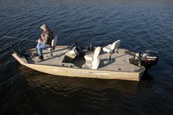 2017 - Seaark Boats - 170 Stealth