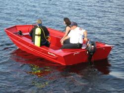 2018 - Seaark Boats - 1660 MVT Rescue