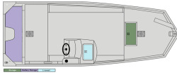 2018 - Seaark Boats - RXT 160