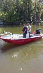 2020 - Seaark Boats - 1660 MVT Rescue