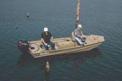 2020 - Seaark Boats - Rebel 15