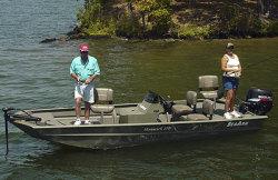 Seaark Boats Maverick Bass Boat