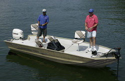 Seaark Boats Outlaw 180 Bass Boat