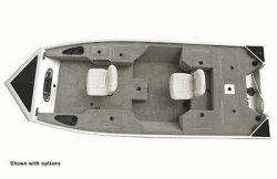 Seaark Boats Forecast 156 Bass Boat