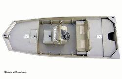 Seaark Boats 1652PCC Utility Boat