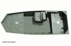 Seaark Boats 1652P Utility Boat