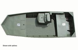 Seaark Boats 1652P Utility Boat