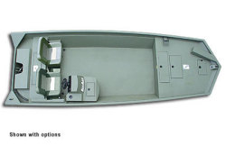 Seaark Boats 2272MV Classic Center Console Boat