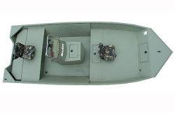 Seaark Boats 1860VPLDCC-Classic Center Console Boat