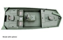 Seaark Boats River Cat CC-Classic Center Console Boat