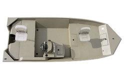Seaark Boats 1860VPLD-Classic Utility Boat