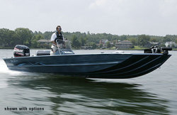 Seaark Boats Big Daddy CC Center Console Boat