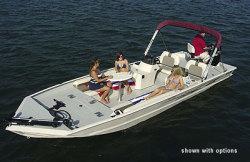 Seaark Boats Big Easy Multi-Species Fishing Boat