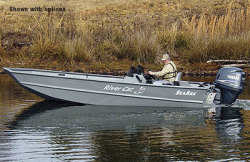 Seaark Boats River Cat SC Jon Boat