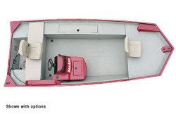 Seaark Boats 1660 Deluxe Center Console Boat