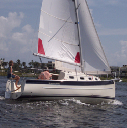 2017 - Seaward Sailboats - Seaward 26 RK