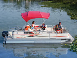 Sedona Pontoon Boats