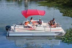 Sedona F 21 3-25 Tubes Pontoon Boat
