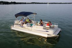 Sedona FS 25 3-25 Tubes Pontoon Boat