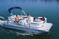 Sedona L 21 25 Tubes Pontoon Boat