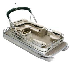 Sedona L 19 25 Tubes Pontoon Boat