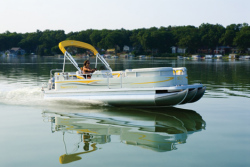 Sedona L 23 Pontoon Boat