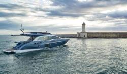 2019- Sessa Marine Yachts- Flybridge line