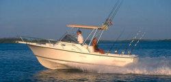 2012 - Shamrock Boats - 220 Predator