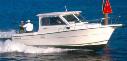 2013 - Shamrock Boats - 270 Mackinaw
