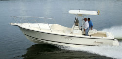 2013 - Shamrock Boats - 260 Stalker