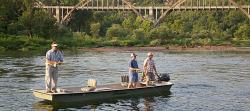 2017 - Shawnee Boats - Shawnee Deluxe Model D 41