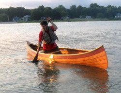 2010 - Shearwater Boats - Scoodic Glued Lapstrake Canoe
