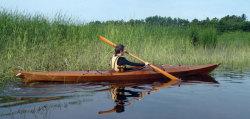 2012 - Shearwater Boats - Merganser Single 16