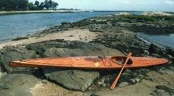 2013 - Shearwater Boats - Baidarka Single 17