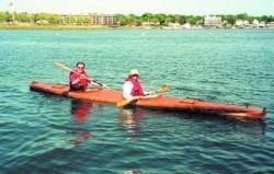 2019 - Shearwater Boats - Baidarka 21 Double