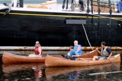 2019 - Shearwater Boats - Schoodic Canoe 14