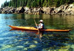 Shearwater Boats Meganser Single 17w Kayak Boat