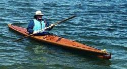 Shearwater Boats Baidarka Single 17 Kayak Boat