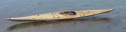 Shearwater Boats Blue Fin Single 17 Kayak Boat