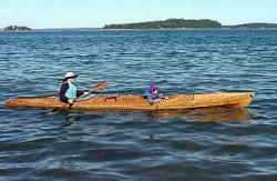 Shearwater Boats Eider Open Double Kayak Boat