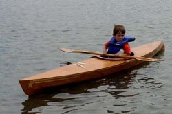 Shearwater Boats The Rising Star Kayak Boat