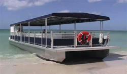 Sightseer 4010 Power Catamaran Boat