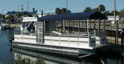 Sightseer Rec 25 Power Catamaran Boat