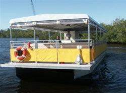 Sightseer 3612 Power Catamaran Boat