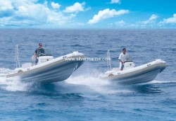 2012 - Silver Marine Boats - Phoenix 530