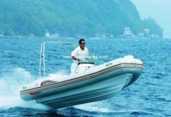 2012 - Silver Marine Boats - Captain 420